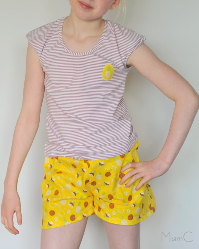 pyjama front